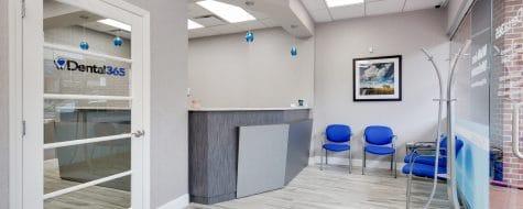 Forest Hills Interior shot Dental365 4