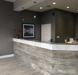 New City Front Desk dental365 office